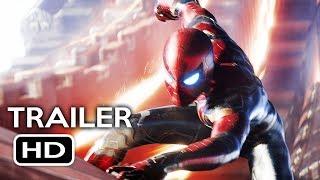 Avengers Infinity War Official International Trailer 1 2018 Marvel Superhero Movie HD