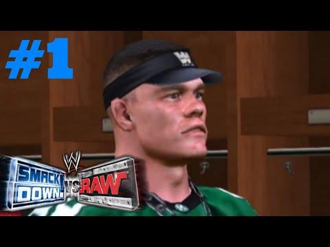 Download WWE SmackDown! vs. Raw (2005) Smackdown Season Mode   Part 1