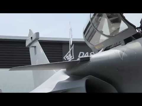 Thales on board the RAFALE