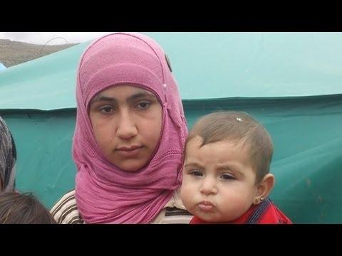 Scaling up emergency help in Syrian Arab Republic