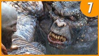 God of War 4 - The Yeti (God of War 2018) PS4 Pro