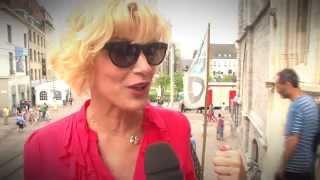 Gentse Feesten 2014 dag3 Artistiek Aperitief Pascale Platel