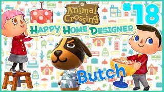Butch's Cool Dog Park | Animal Crossing Happy Home Designer #18