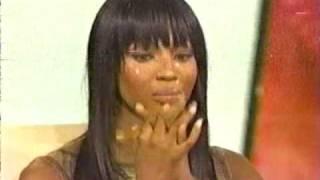 Naomi Campbell Interview(2010)