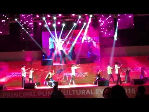 Group Dance By Principal Financial Group, Pune Employees (Trainee batch 2016)
