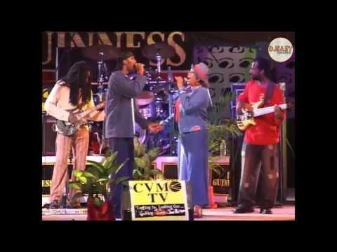 Great Reggae Performances Ft Buju Banton,Marcia Griffiths,Tarrus Riley,Beres Hammond,Luciano