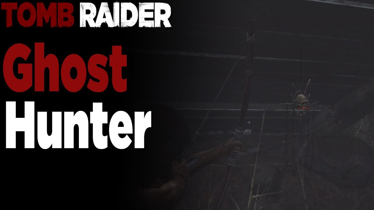 Tomb Raider - Ghost Hunter - Coastal Forest Challenge guide (Totem  locations)