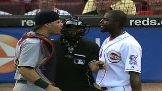 Cardinals, Reds engage in wild brawl