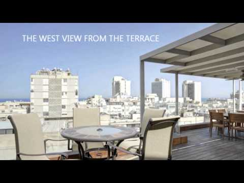 Tel Aviv's amazing penthouse