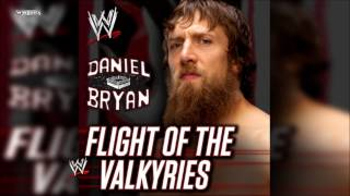 "WWE: ""Flight Of The Valkyries"" (Daniel Bryan) Theme Song + AE (Arena Effect)"