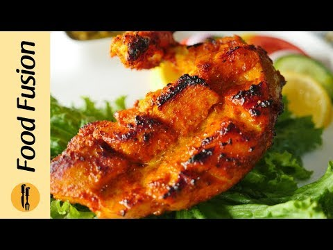Download Youtube: Chicken Tandoori Tikka Recipe By Food Fusion