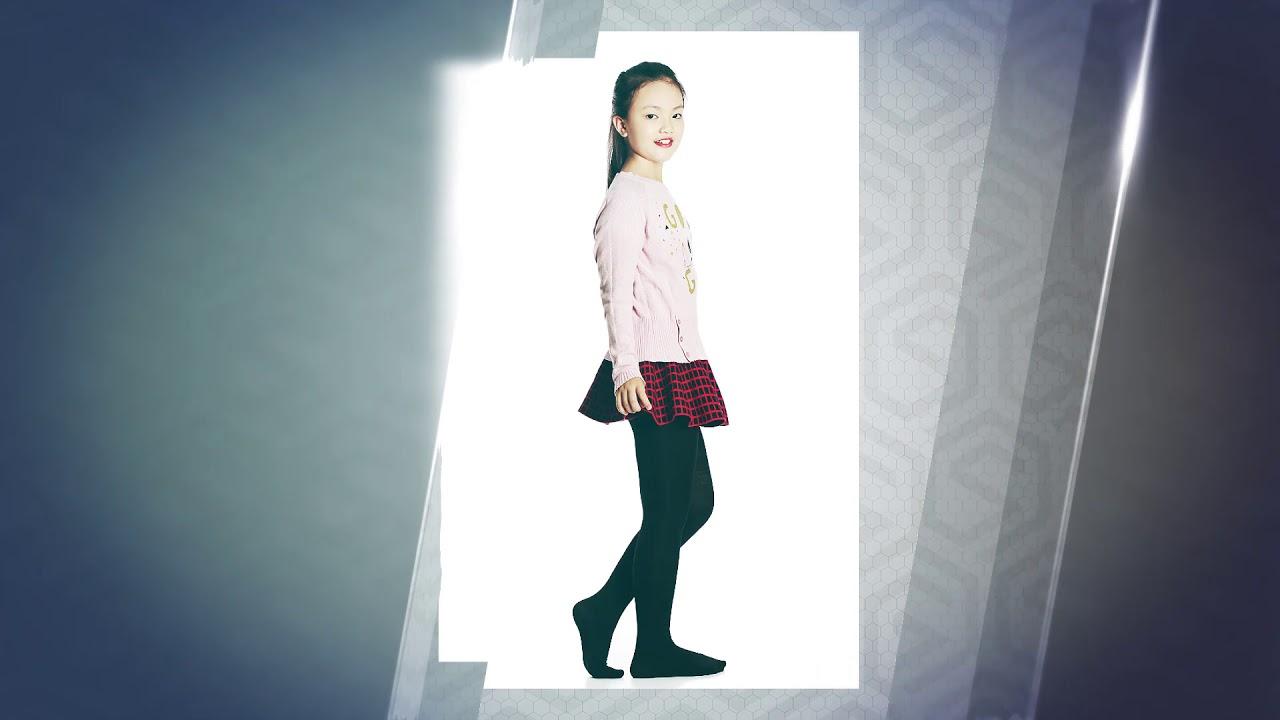 Chụp ảnh thời trang Quần Tất cho bé  [ HẬU TRƯỜNG CHUPANH.VN]