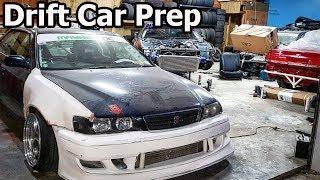 The Struggle Of Drift Cars thumbnail