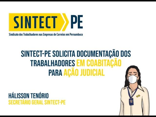 SINTECT-PE solicita documentação dos trabalhadores em coabitação para ação judicial