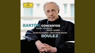 Bartók: Concerto For Viola And Orchestra, Op.Post. - Version: Tibor Serly - 1. Moderato - Lento...