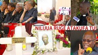 NABII ALIYE TABIRI KIFO CHA RUGE MTAHABA/NILIJUA WATANIPIGA NDUGU!
