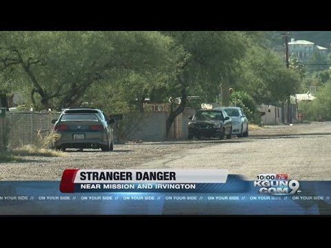 Neighbors extra cautious after stranger danger reported near Pistor Middle School