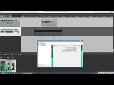 How to create a radio effect for any sound in REAPER