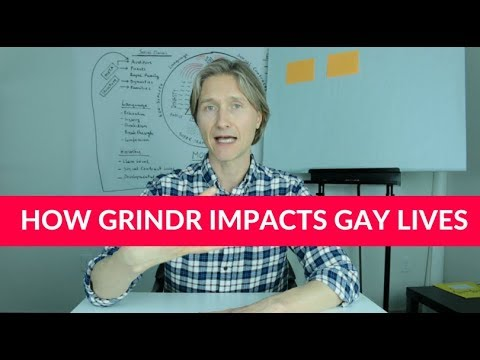 How Grindr Impacts Gay Lives - Must Watch Video