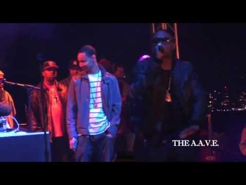 "Jordan ""Melo M8"" NYC Flight Event w/ Carmelo Anthony & Nas"