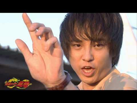 [Revolution - Kamen Rider Ryuuki] All Kamen Rider henshin
