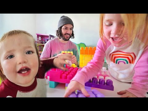 DAD vs KiDS all day!! my new Mr Mom Routine with Adley and Niko (fun family mix up)