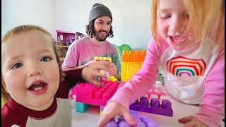 Dad Vs Kids All Day My New Mr Mom Routine With Adley And Niko Fun Family Mix Up