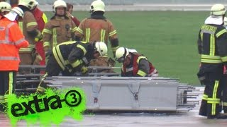 Realer Irrsinn: Katastrophenübung am BER