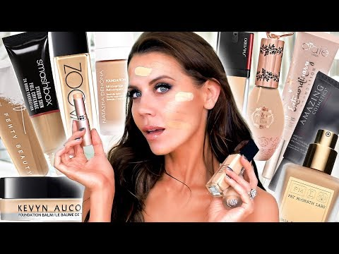 ALL THE NEW FOUNDATIONS | Hot or Not