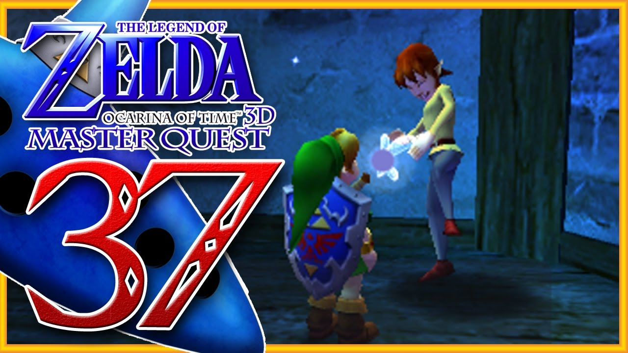 Zelda: Ocarina Of Time 3D Master Quest - Part 37   The Lens of Truth