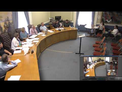 City of Plattsburgh, NY Meeting  7-23-19