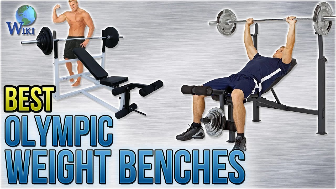 9 Best Olympic Weight Benches 2018 Youtube
