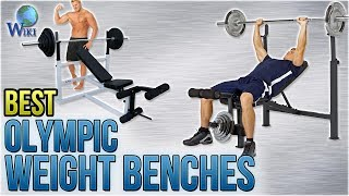 9 Best Olympic Weight Benches 2018 thumbnail