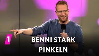 Benni Stark: Pinkeln