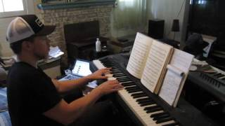Issac Hayes The Look of Love Piano Cover Bacharach & David ABC