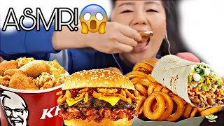 The Best MUCKBANG Video ASMR | eating show | Compilation 2