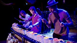 "Blue Man Group + Snubby J: ""PVC IV"""
