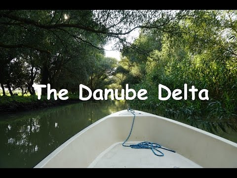 Unesco World Heritage site  The Danube Delta