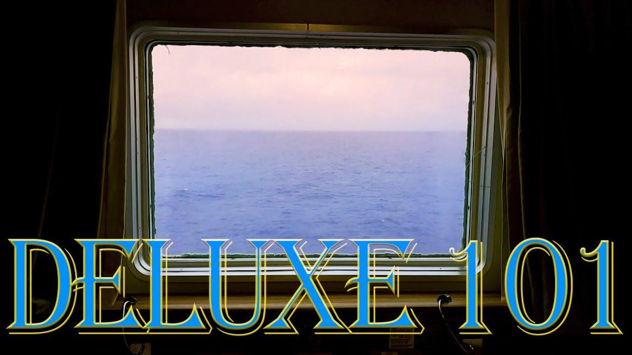 Que Tiene La Habitacion Deluxe De Ferries Del Caribe Youtube