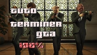 GTA V - Finir le jeu à 100%