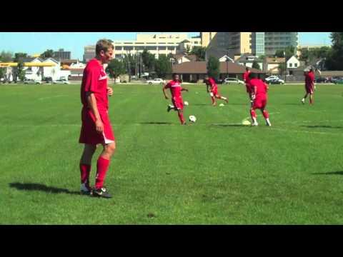 2010 University of Dayton Men's Soccer - Training ...