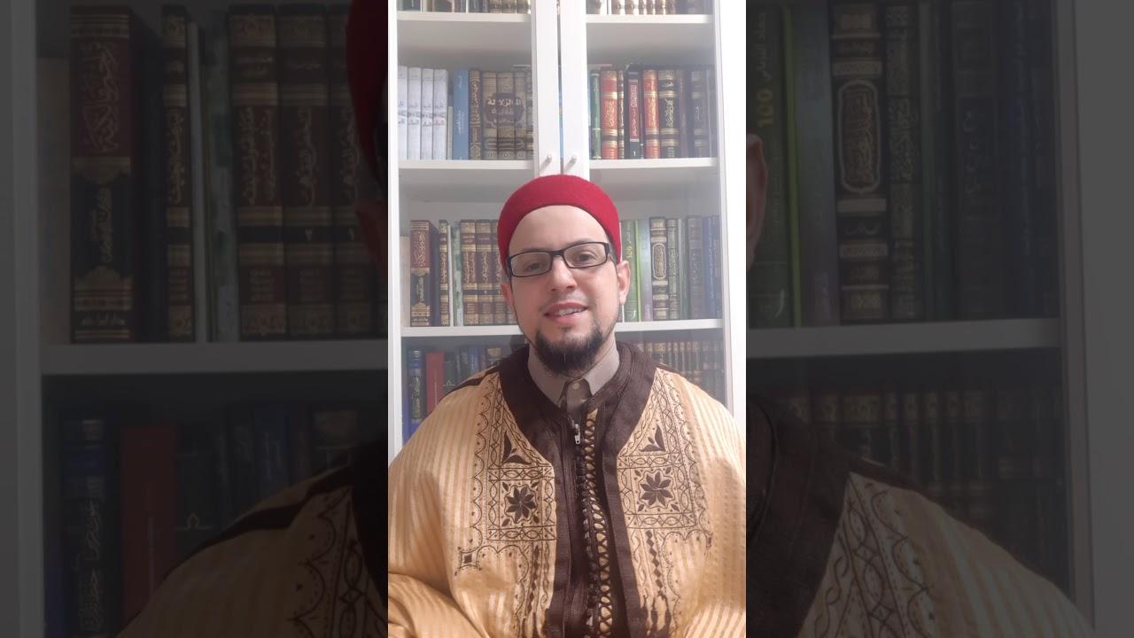 Freitagspredigt vom 27.03.2020 auf deutsch mit Cheikh Mounib Doukali