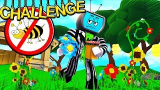 NO BEES CHALLENGE Roblox Bee Sciame Simulatore