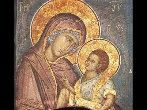 Dogmatic Theotokion (Tone 1)