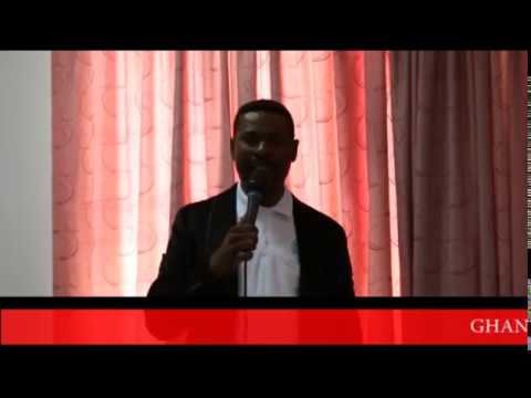 GHANA UNITED NATIONS ASSOCIATION (GUNA) GREATER ACCRA GENERAL MEETING - PART 1