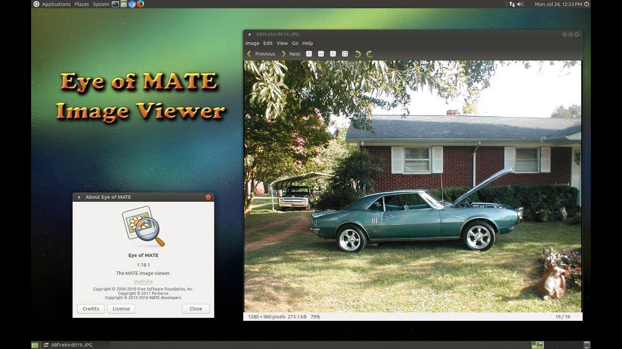 Image Viewer - Learn Ubuntu MATE