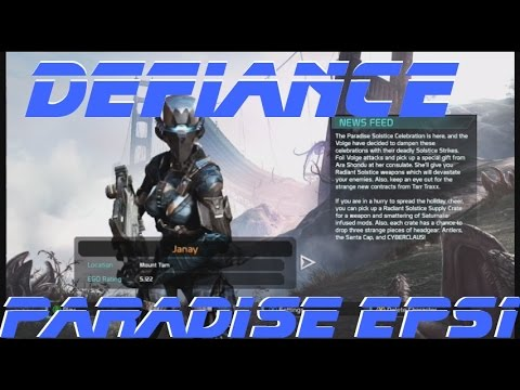 Defiance Paradise Eps 1 Some Things Have Changed