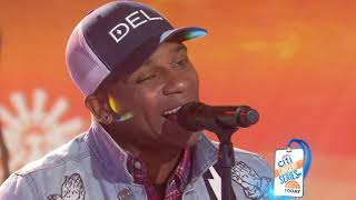 Watch Jimmie Allen perform 'Best Shot' live Video