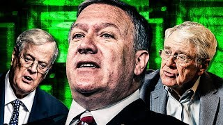 Trump's Secretary Of State Pick Is Top All-Time Recipient Of Koch Campaign Money Mike Pompeo
