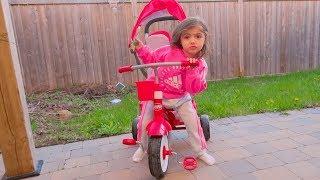 اول مرة تسوق دراجة لحالها